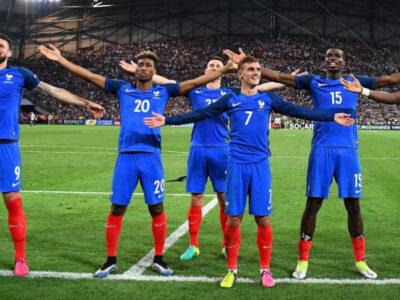 Η Γαλλία μπορεί να βγάλει μόνη της το Over 2,5